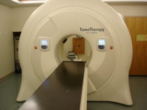 Helical Tomotherapy Device